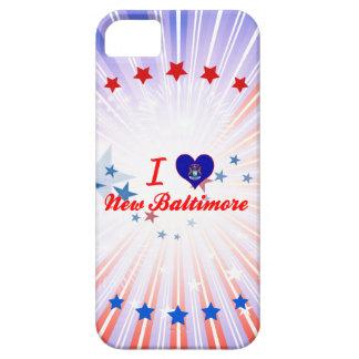 I Love New Baltimore, Michigan iPhone 5 Cover