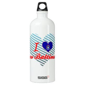 I Love New Baltimore, Michigan SIGG Traveler 1.0L Water Bottle
