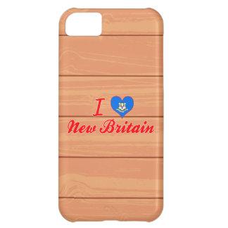 I Love New Britain, Connecticut iPhone 5C Case