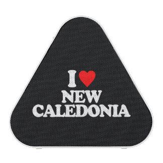 I LOVE NEW CALEDONIA SPEAKER