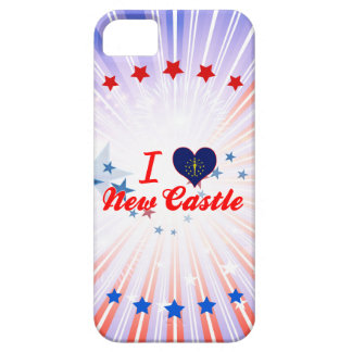 I Love New Castle, Indiana iPhone 5 Covers