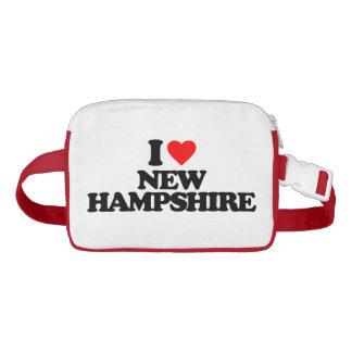 I LOVE NEW HAMPSHIRE FANNY PACK
