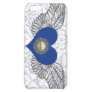 I Love New Hampshire -wings iPhone 5C Cover