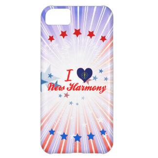 I Love New Harmony, Indiana Case For iPhone 5C