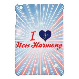 I Love New Harmony, Indiana iPad Mini Cover