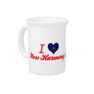 I Love New Harmony, Indiana Pitchers