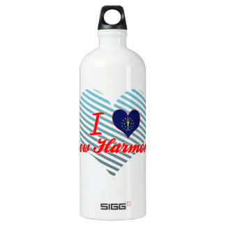 I Love New Harmony, Indiana SIGG Traveler 1.0L Water Bottle