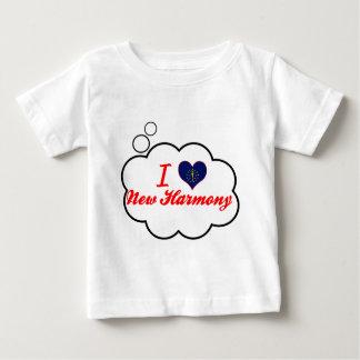 I Love New Harmony, Indiana T Shirts