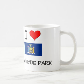 I Love New Hyde Park New York Mug