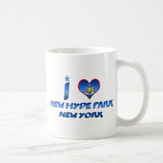 I love New Hyde Park New York Mugs
