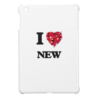 I Love New iPad Mini Cover