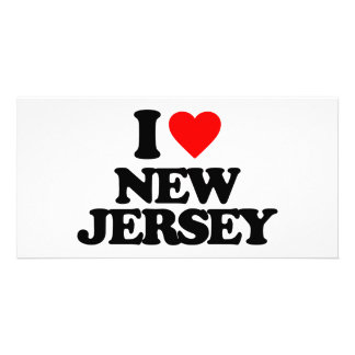 I LOVE NEW JERSEY PHOTO CARDS