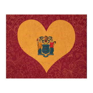 I Love New+Jersey Queork Photo Print