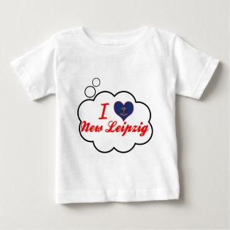 I Love New Leipzig, North Dakota Tee Shirt