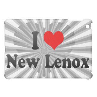 I Love New Lenox, United States iPad Mini Case