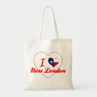 I Love New London, Texas Bag