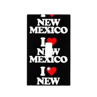 I LOVE NEW MEXICO LIGHT SWITCH PLATES