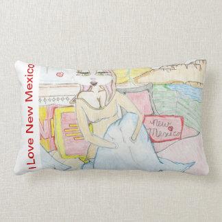I love New Mexico Pillow