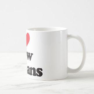 I Love New Orleans Coffee Mug