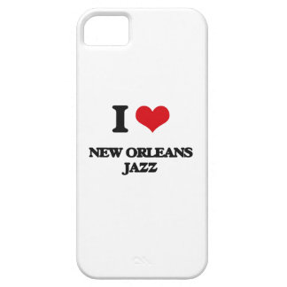I Love NEW ORLEANS JAZZ iPhone 5 Covers