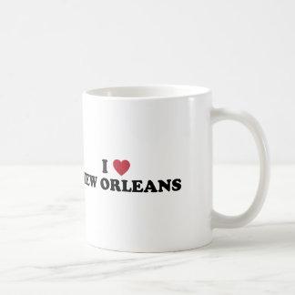 I Love New Orleans Louisiana Coffee Mug