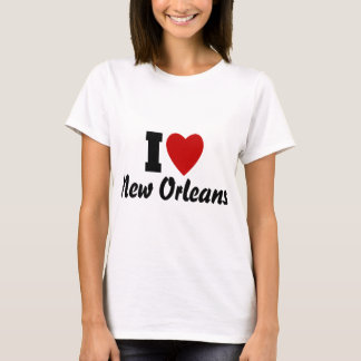 I Love New Orleans T-Shirt