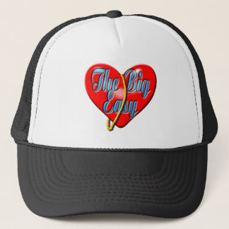 I Love New Orleans Trucker Hat