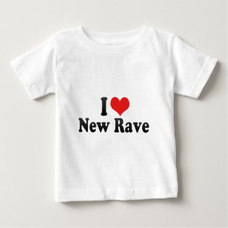 I Love New Rave Shirt