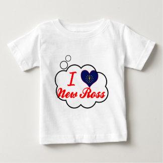 I Love New Ross, Indiana T Shirt