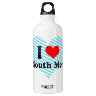 I Love New South Memphis, United States SIGG Traveler 0.6L Water Bottle