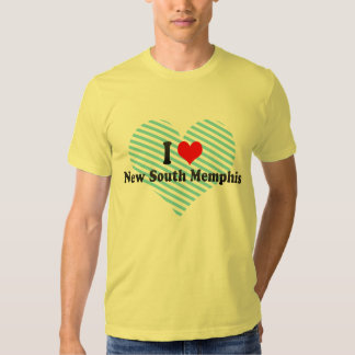 I Love New South Memphis, United States Tee Shirts