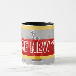 I  Love New York City Mug
