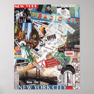 I love New York City Poster