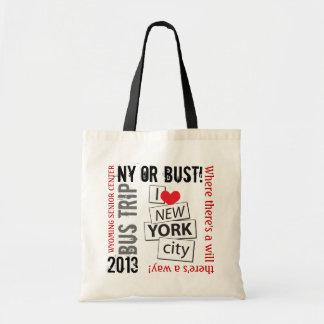 I Love New York City Tote Bag
