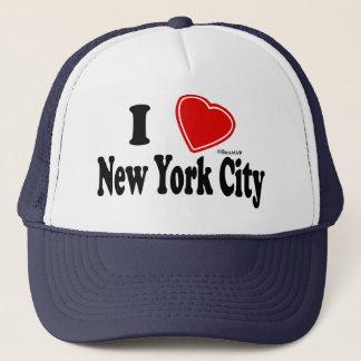 I Love New York City Trucker Hat