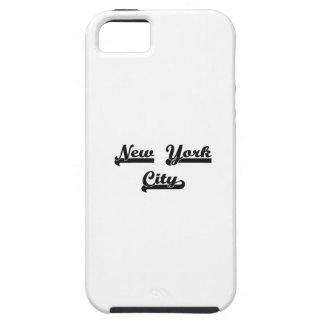I love New York City United States Classic Design iPhone 5 Case