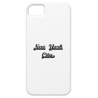 I love New York City United States Classic Design iPhone 5 Cases