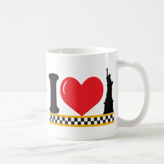 I Love New York Coffee Mug