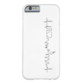 I love New York in a extraordinary style Barely There iPhone 6 Case