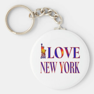 I LOVE NEW YORK KEYCHAIN