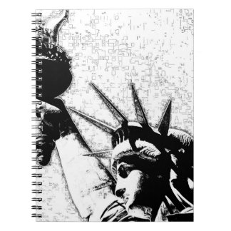 I Love New York - Lady Liberty Notebook