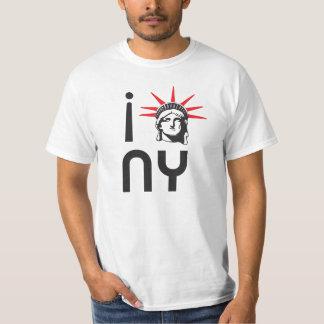 I LOVE NEW YORK men's T-shirt