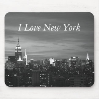 I love New York Mouse Pad