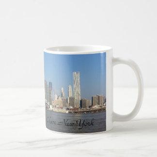 I Love New York Skyline Mug Coffee Cup
