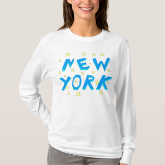 i love new york too T-Shirt