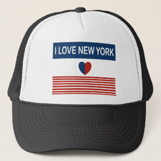I Love New York Trucker Hat