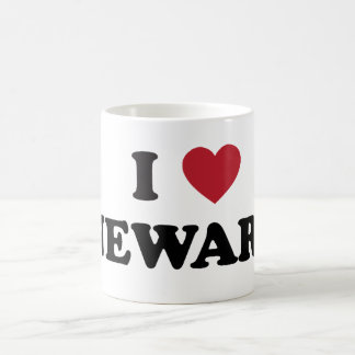 I Love Newark New Jersey Coffee Mug