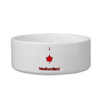 I Love Newfoundland Bowl