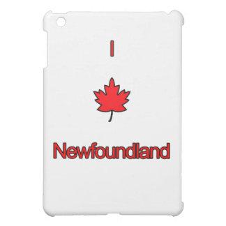 I Love Newfoundland iPad Mini Cover
