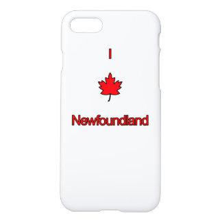 I Love Newfoundland iPhone 8/7 Case